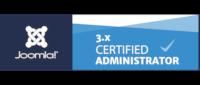 Certificado Administración Joomla 3